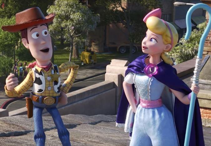 Woody ve ekibinin yeni maceralarını anlatacak olan Toy Story 4'ten fragman!