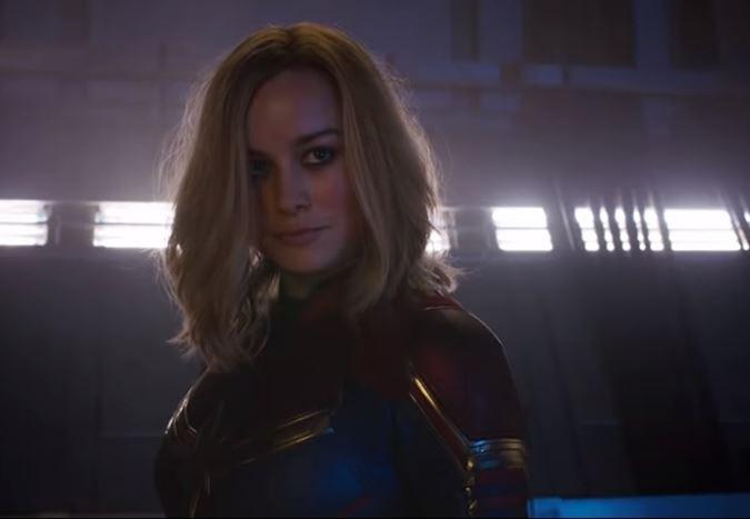 8 Mart'ta gösterime girecek olan Captain Marvel'dan yeni teaser yayınlandı