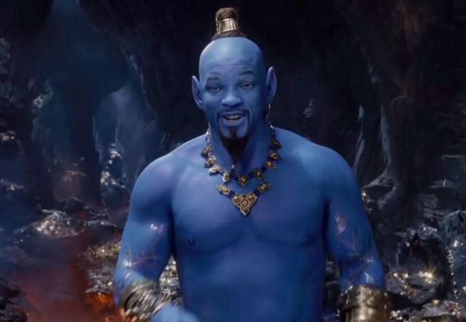 24 Mayıs'ta gösterime girecek olan Aladdin'den yeni bir fragman yayınlandı