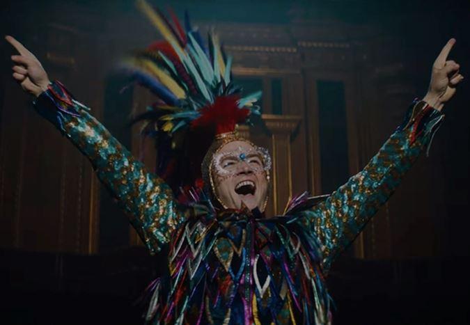 Taron Egerton'ın Elton John'a hayat verdiği Rocketman'den fragman yayınlandı