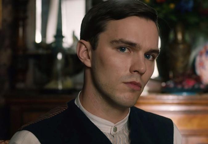 Nicholas Hoult'un J.R.R. Tolkien'e hayat verdiği Tolkien'den yeni fragman!