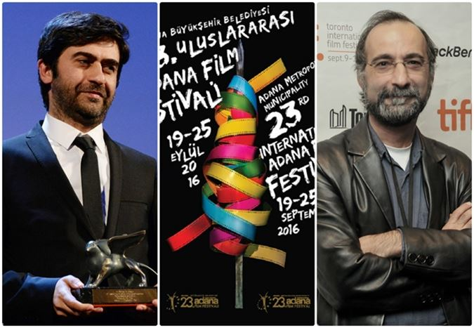 23. Uluslararası Adana Film Festivali jüri üyeleri belli oldu