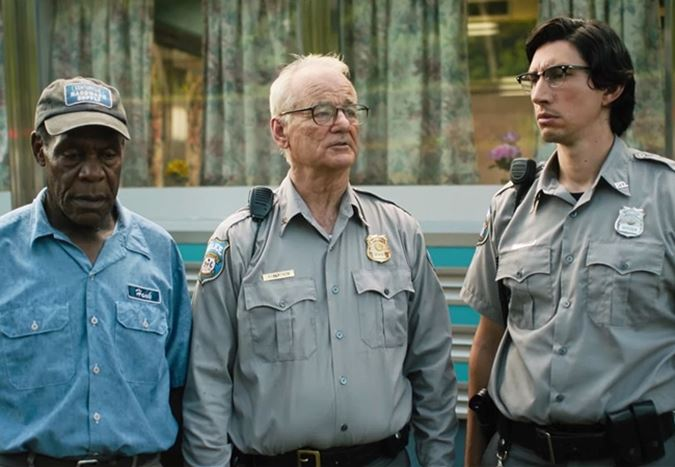 Jim Jarmusch'un, başrollerinde Bill Murray ve Adam Driver'ın yer aldığı yeni filmi The Dead Don't Die'dan ilk fragman!