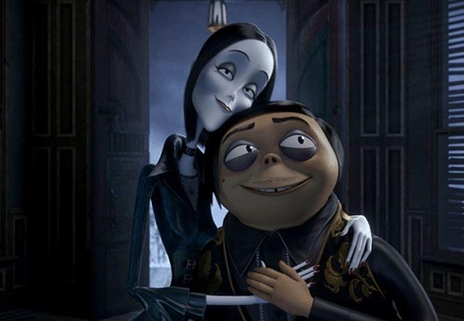 İlk kez animasyon film olarak seyirci karşısına çıkmaya hazırlanan The Addams Family'den ilk fragman!