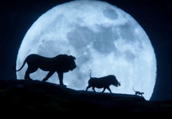 Simba'nın hikâyesinin bu kez canlı çekimde seyirciyle buluşacağı The Lion King'den yeni fragman!