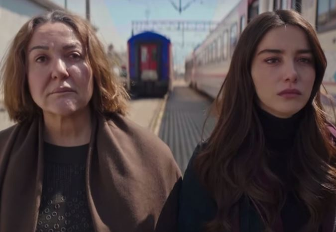 Sumru Yavrucuk'un başrolünde yer aldığı Annem filminden teaser yayınlandı
