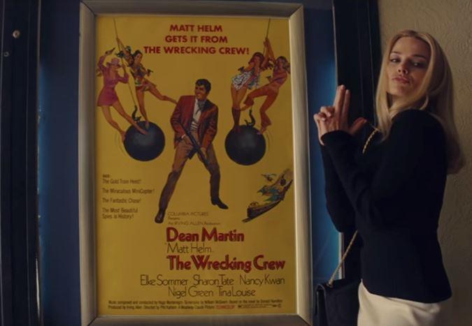 23 Ağustos'ta vizyona girecek olan Once Upon a Time in Hollywood'dan yeni fragman!