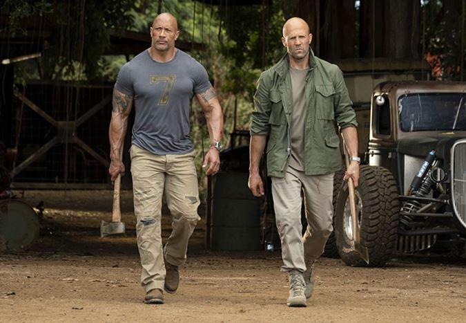 Box Office Türkiye: Hızlı ve Öfkeli: Hobbs ve Shaw'dan, 285 bin seyirciyle tüm zamanların yaz açılış rekoru!