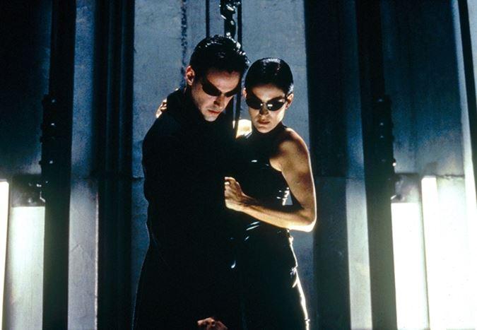 Resmileşti: Lana Wachowski, Keanu Reeves ve Carrie-Anne Moss'un dahil olduğu Matrix 4 geliyor!