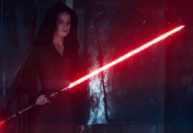 Star Wars: The Rise of Skywalker'dan görüntülerin yer aldığı özel bir video yayınlandı