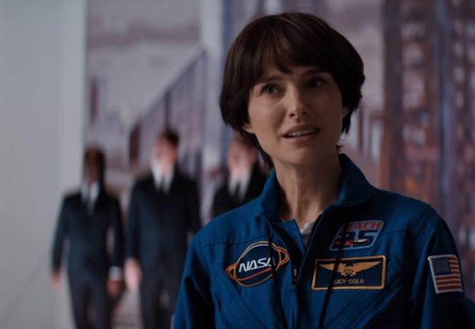 Natalie Portman'ın uzaya çıkmış bir astronotu canlandırdığı Lucy in the Sky'dan fragman yayınlandı