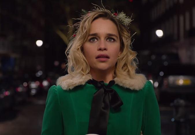 Emilia Clarke'ın başrolünde yer aldığı romantik komedi Last Christmas'tan fragman yayınlandı