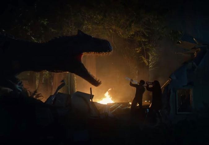 Colin Trevorrow'un Jurassic World evreninde geçen kısa filmi Battle at Big Rock, Youtube'da yayınlandı