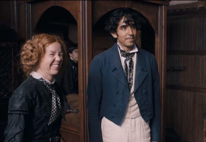 Charles Dickens'ın eserinden uyarlanan The Personal History of David Copperfield'dan fragman yayınlandı
