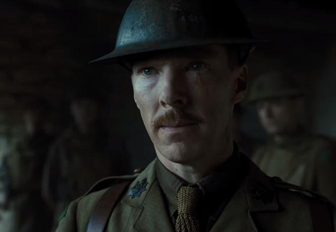 Sam Mendes, Benedict Cumberbatch, Colin Firth ve Roger Deakins gibi usta isimleri bir araya getiren I. Dünya Savaşı filmi 1917'den fragman!