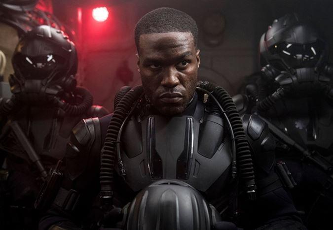 Yahya Abdul-Mateen II, Matrix 4'ün ana karakterlerinden birine hayat verecek