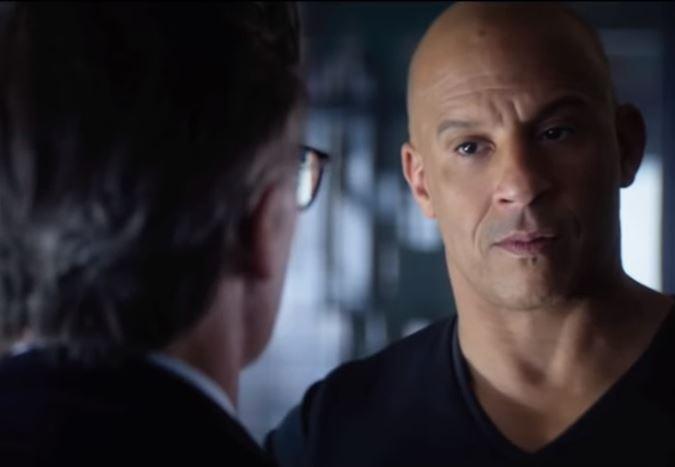 Vin Diesel'in başrolünde yer aldığı çizgi roman uyarlaması Bloodshot'tan fragman yayınlandı