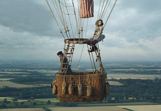 Felicity Jones ve Eddie Redmayne'in başrollerinde yer aldığı The Aeronauts'tan fragman yayınlandı