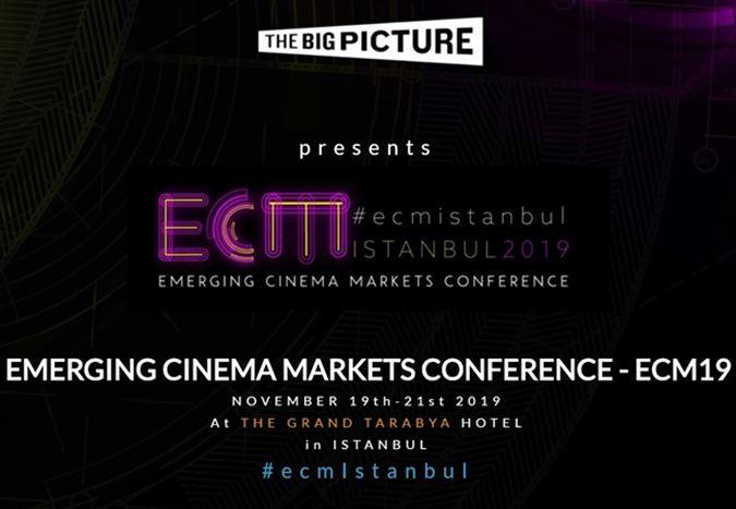 Gelişen Sinema Pazarları Konferansı, 19 Kasım'da İstanbul'da başlıyor