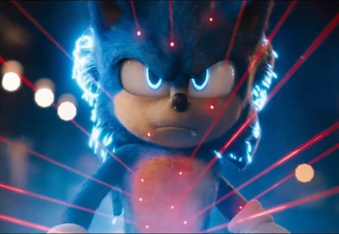 Jim Carrey'li video oyun uyarlaması Sonic the Hedgehog'tan yeni fragman yayınlandı