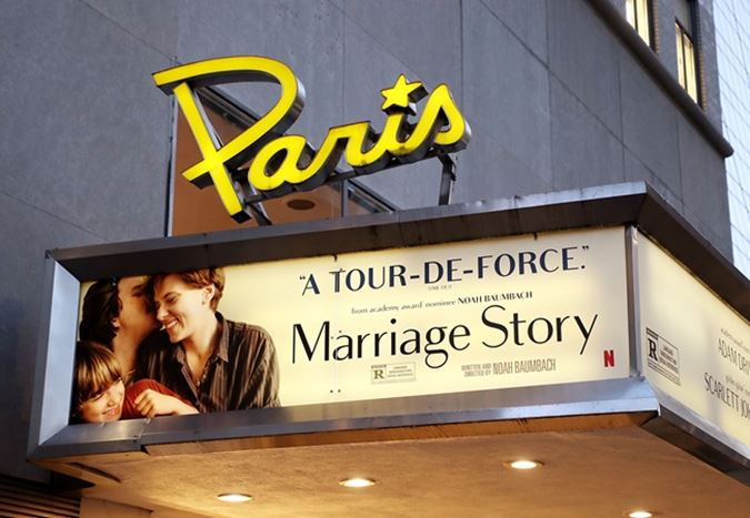 Netflix, New York'un önemli sinemalarından Paris Theatre'ı 10 yıllığına kiraladı