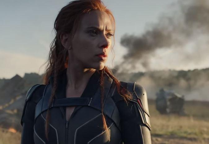 Scarlett Johansson'lu Black Widow'dan ilk fragman yayınlandı