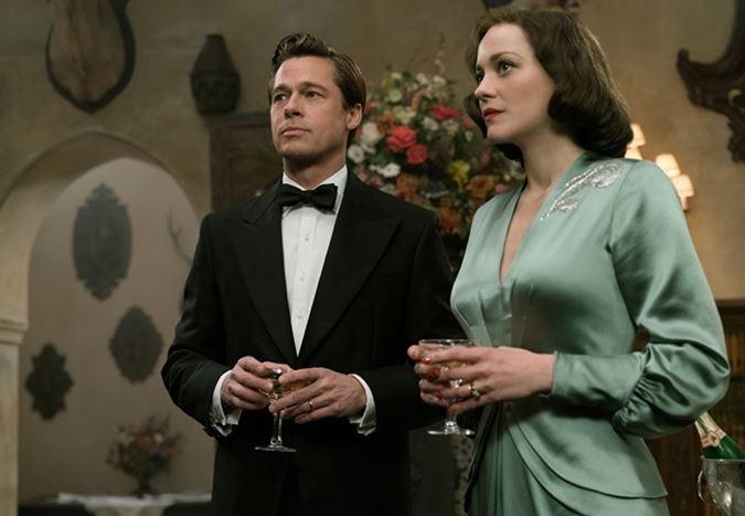 Brad Pitt ve Marion Cotillard'lı Müttefik'ten yeni görüntüler!