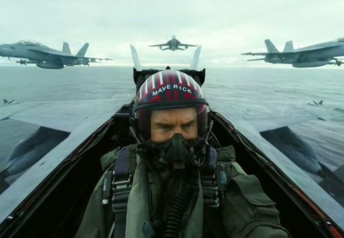 Tom Cruise'lu devam filmi Top Gun: Maverick'ten yeni fragman yayınlandı