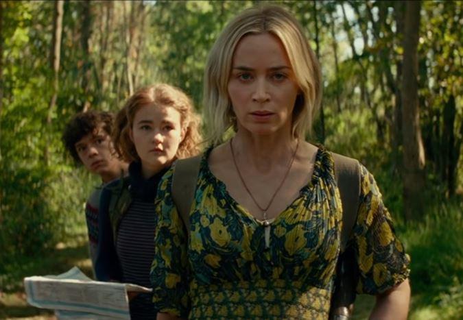 Emily Blunt'ın başrolünde yer aldığı A Quiet Place: Part II'dan teaser yayınlandı