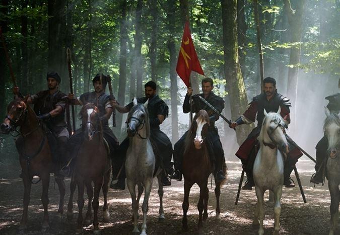 Türkler Geliyor: Adaletin Kılıcı'ndan son fragman yayınlandı