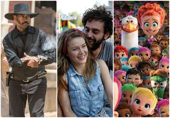 Vizyonda bu hafta: 11 yeni film gösterime giriyor