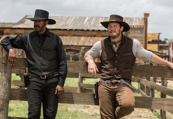 Box Office ABD: Muhteşem Yedili açılışını $35 milyonla yaptı