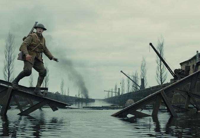 Box Office ABD: Altın Küre'den iki ödülle birden dönen I. Dünya Savaşı filmi 1917, gişenin yeni lideri oldu!
