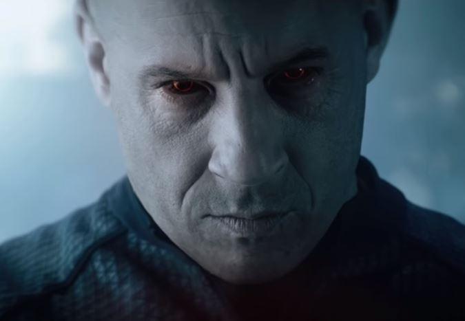 Vin Diesel'li çizgi roman uyarlaması Bloodshot'tan yeni fragman yayınlandı