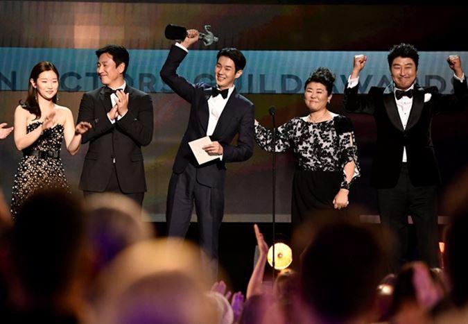 2020 Oyuncular Birliği (SAG) Ödülleri sahiplerini buldu