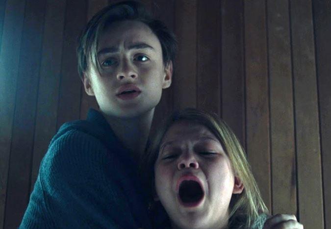 Goodnight Mommy'nin yönetmenlerinden yeni korku filmi The Lodge'dan yeni fragman yayınlandı