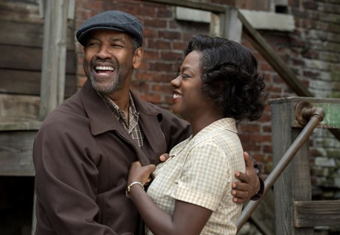 Denzel Washington ve Viola Davis'li Fences'tan ilk fragman!