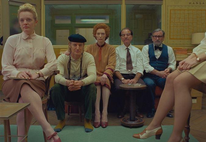 Wes Anderson'ın yeni filmi The French Dispatch'ten ilk fragman yayınlandı