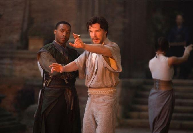 Marvel'ın merakla beklenen yeni filmi Doktor Strange'ten yeni görüntüler
