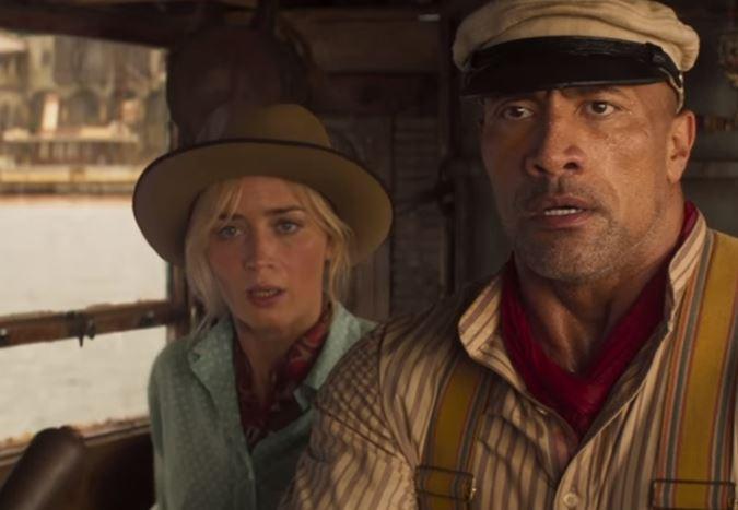Dwayne Johnson ve Emily Blunt'lı Jungle Cruise filminden fragman yayınlandı