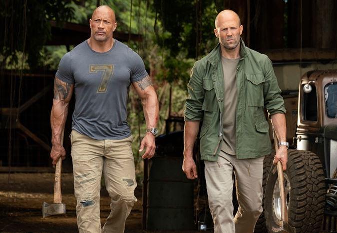 Dwayne Johnson açıkladı: Hobbs & Shaw'un devam filmi geliyor