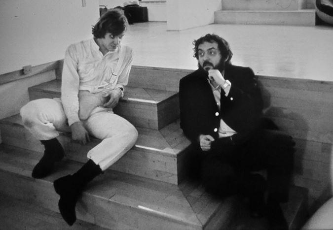 Usta sinemacı Stanley Kubrick'in hayatını odağına alan Kubrick by Kubrick belgeselinden fragman yayınlandı