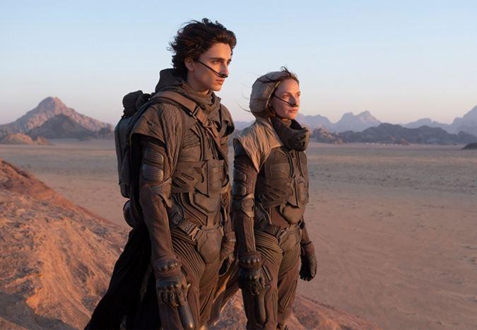 Denis Villeneuve'ün merakla beklenen yeni filmi Dune'dan yeni görseller yayınlandı