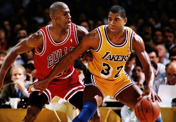 Los Angeles Lakers efsanesi Magic Johnson'ın belgeseli geliyor