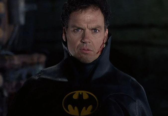 Michael Keaton, The Flash filminde yeniden Batman'i canlandırabilir