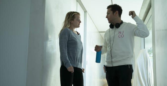 Ryan Gosling'in başrolünde yer alacağı Wolfman'in yönetmen koltuğu için Leigh Whannell ile görüşülüyor