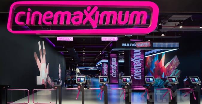 Türkiye'nin en büyük sinema zinciri Cinemaximum, salonlarını 7 Ağustos'ta açıyor