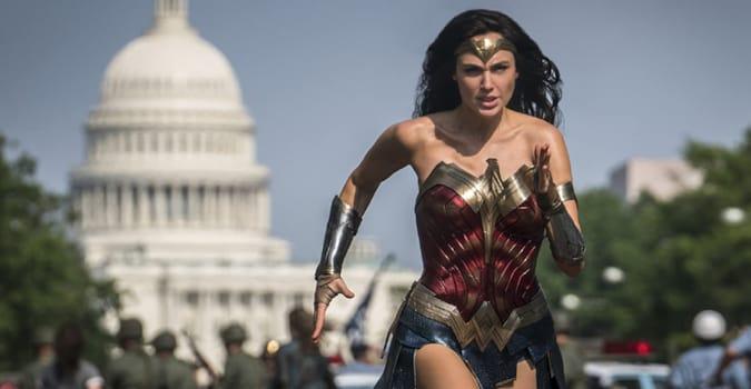 2 Ekim'de gösterime girecek olan Wonder Woman 1984'dan yeni fragman yayınlandı