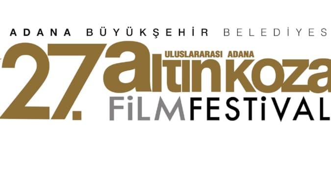 14 Eylül'de başlayacak olan 27. Uluslararası Adana Altın Koza Film Festivali'nin jürisi belli oldu