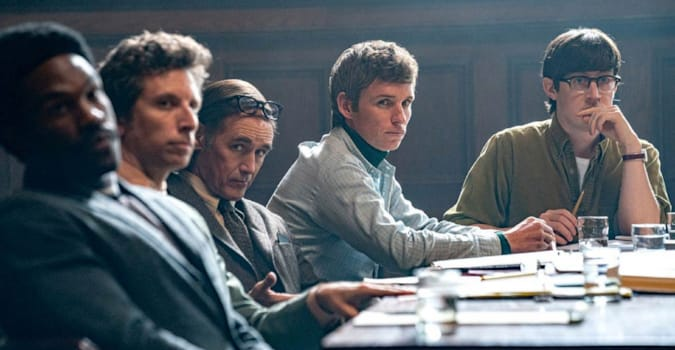 Aaron Sorkin imzalı Netflix filmi The Trial of the Chicago 7'dan ilk fragman yayınlandı